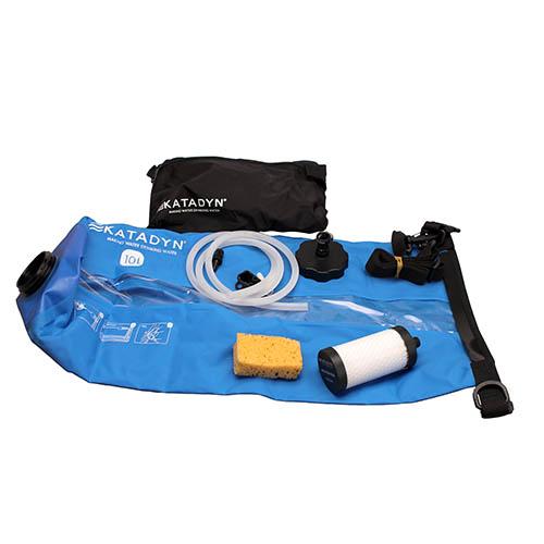 Katadyn Base Camp Pro 10L Water Filter System