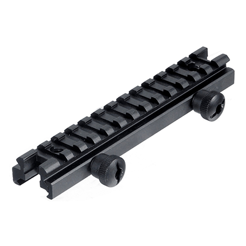 Leapers Inc. Low-profile 0.5 in.  Riser,13 Slots