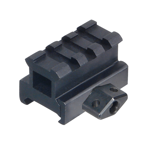 Leapers Inc. Med-pro Compact 0.83 in.  Riser,3 Slots