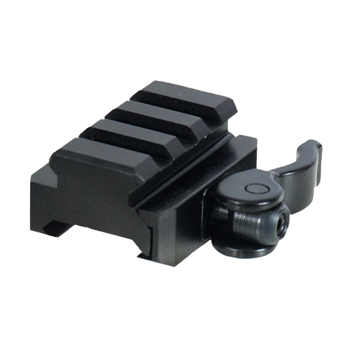 Leapers Inc. 3-Slot QD Mount Adaptor and Riser