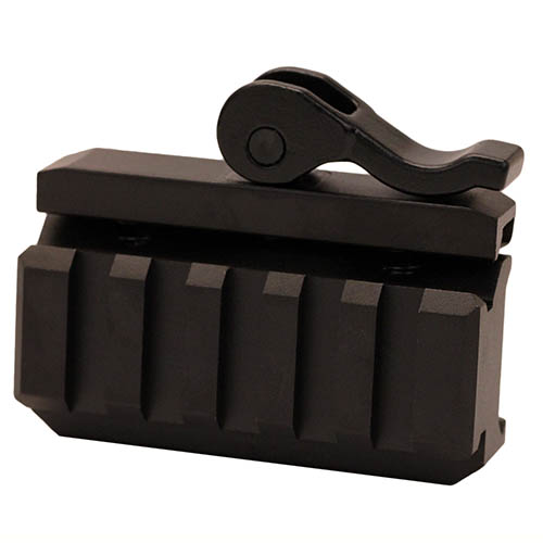 Leapers Inc. UTG 5-Slot QD Mount Adaptor and Riser