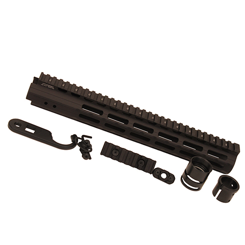 Leapers Inc. M-LOK(TM) AR15 13 in.  SS Free Float Rail
