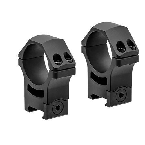 Leapers Inc. PRO 34mm/2PCs High Profile P.O.I Pic Ring
