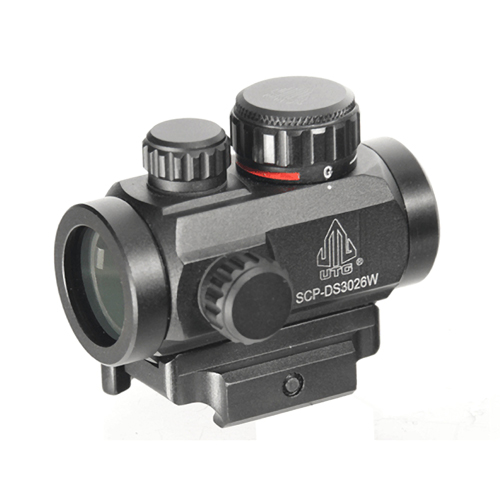 Leapers Inc. UTG 2.6 in.  ITA R/G CQB Dot Sight w/QD Mount