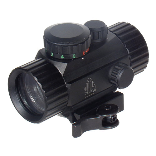 Leapers Inc. UTG 3.8 in.  R/G Circle Dot Sight w/QD Mount