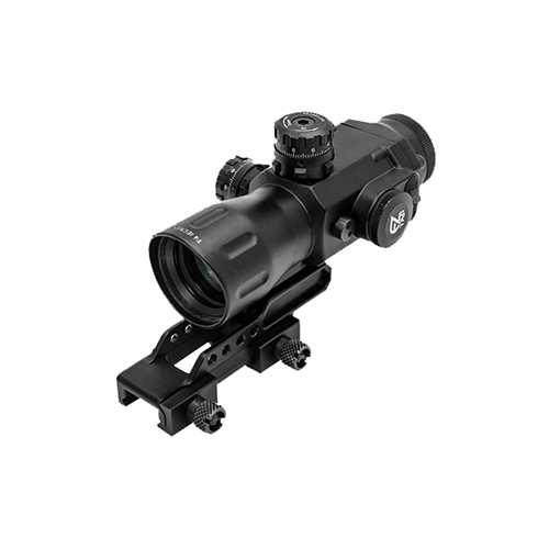 Leapers Inc. Cmpct Prismatic 4X32 T4 Scope,36-Color,TD
