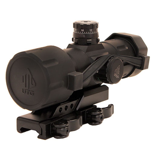 Leapers Inc. 6 in.  ITA R/G CQB T-Dot Sight W/Offset QD