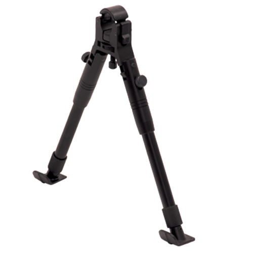 Leapers Inc. New Gen Clamp-on Bipod, Cent Ht 9 in. -11 in.