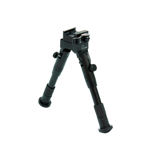 Leapers Inc. NewMed Pro Bipod, QD, 6.2 in. -6.7 in.