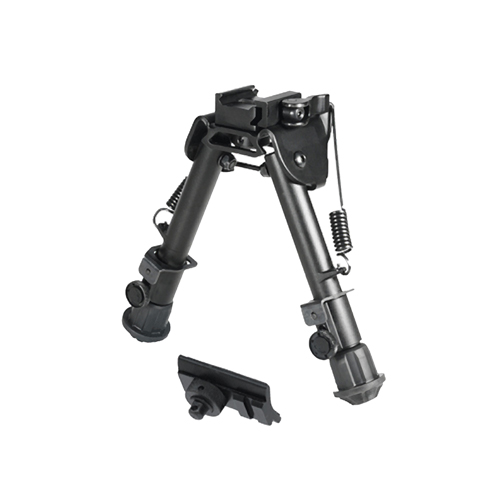 Leapers Inc. Tactical OP Bipod, Height 5.9 in. -7.3 in.