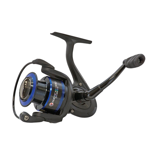 Lews Fishing AH200 American Heroes Speed Spin Series AH200
