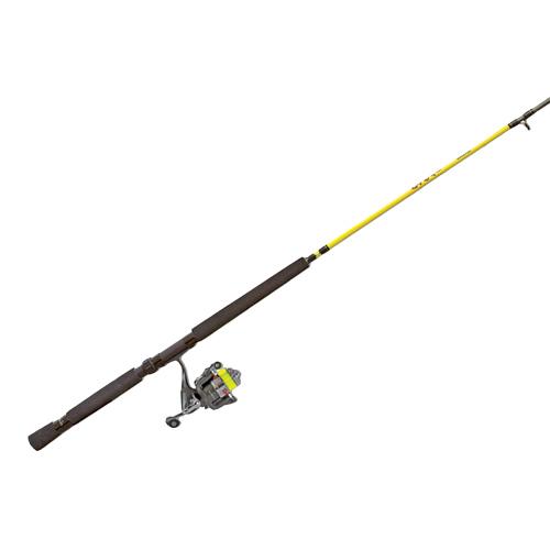 Lews Fishing MC7510G Slab Shaker Jig Trolling Spinning Combo MC7510G