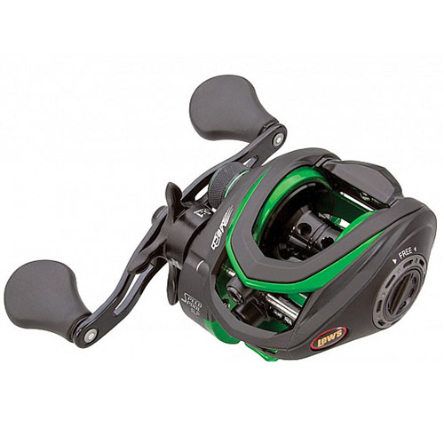 Lews MACH1 Speed Spool Casting Reel 7.5:1
