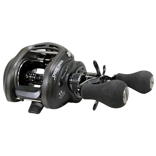Lew's SuperDuty Wide Speed Spool Baitcast Reel - Model SDW2H