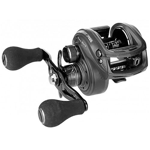 Lew's SuperDuty Wide Speed Spool Baitcast Reel - Model SDW2SH