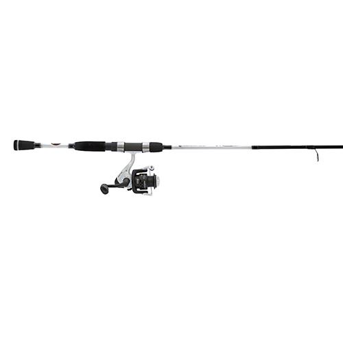 Lews Fishing WG1560M-2 American Hero We Go 2 Speed Spinning Combo 6', Medium Power, Two Piece IM6 Graphite Blanks Rod