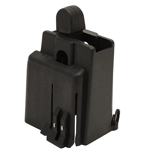 maglula LU14B MP5 SMG Loader|Unloader 9mm Curved Mags Black Polymer