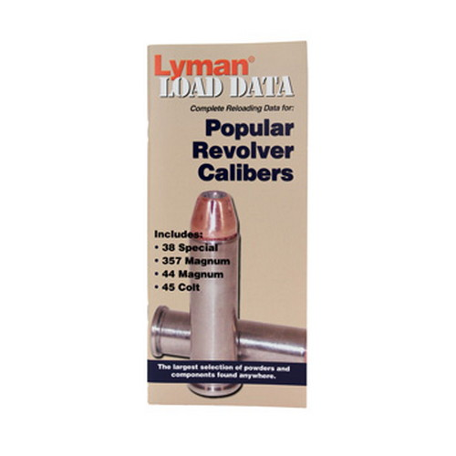 Lyman 9780006 Load Data Book Popular