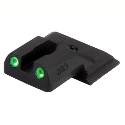 Meprolight 11770RS Tru-Dot Night Sight S&W M&P Shield Tritium Green Rear Black