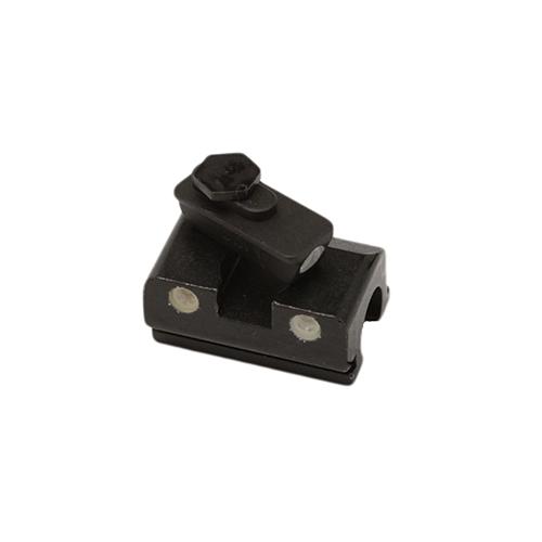Meprolight 18801 Tru-Dot Night Sight Set Walther P99 Tritium Green Front|Rear Black