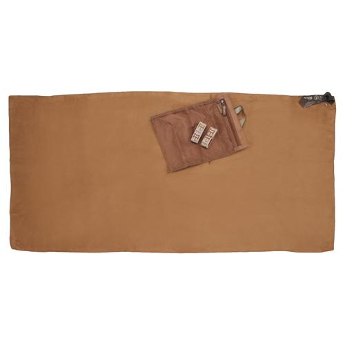 McNett Microfiber Towel Lg Coyote