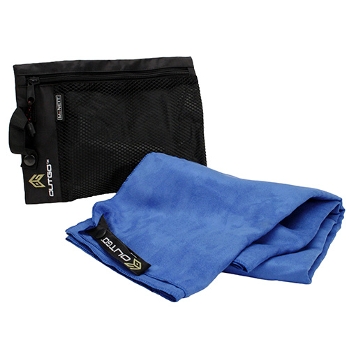 McNett Microfiber Towel Lg Cobalt