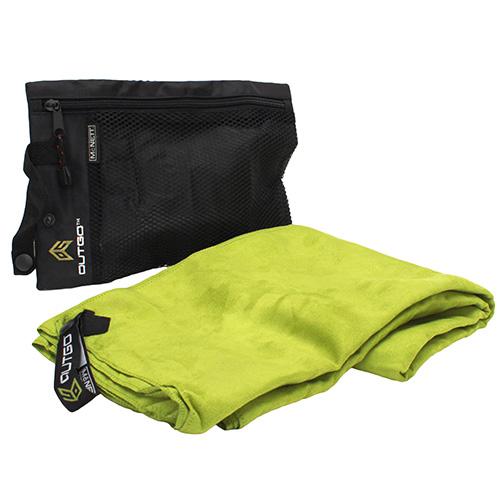 McNett Microfiber Towel XL OG Green