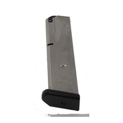 MEC-GAR MGPB9215N Beretta 92 9mm 15 rd Nickel Finish