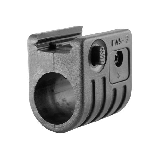 Mission First Tactical FAS3 Light Mount For Quick Detach 1-Piece Style Black Finish 15|16 Ring Diameter in.