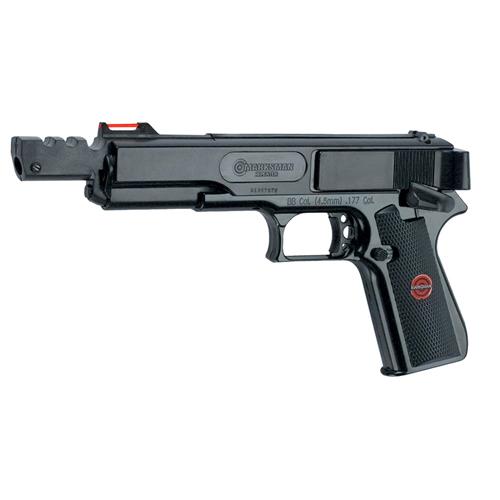 Marksman Air Pistol Black .177 18rd with Speed Loader