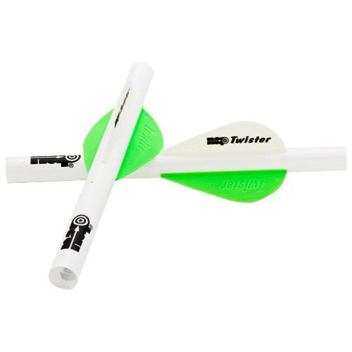 New Archery 60-638 Twister 2 inch QuikFLETCH