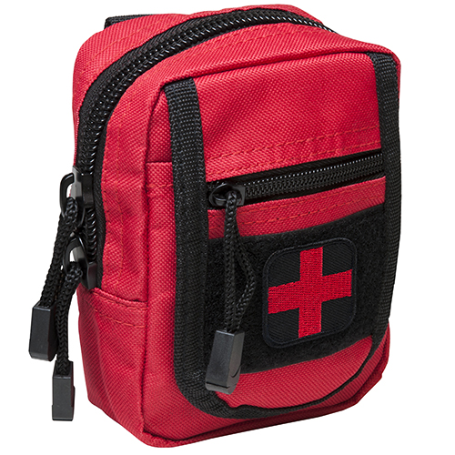 NcStar Compact Trauma Kit 1/Red