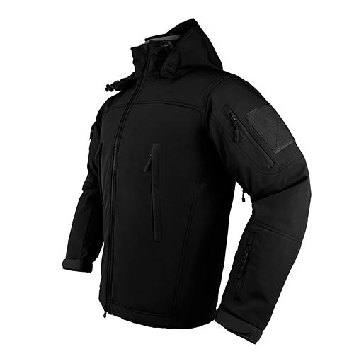NcStar Vism Delta Zulu Jacket - Black - Large