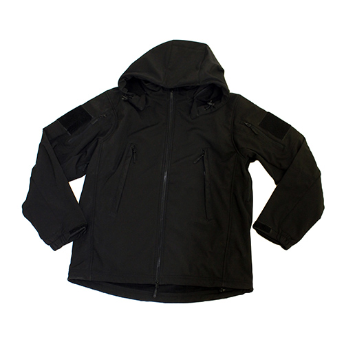 NcStar Vism Delta Zulu Jacket - Black - XL