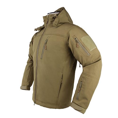 NcStar Alpha Trekker Jacket - Tan - Extra Large