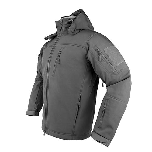 NcStar Alpha Trekker Jacket - Urban Gray - 2Xl