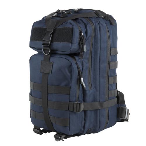 NC Star Small Backpack Blue w|Black Trim
