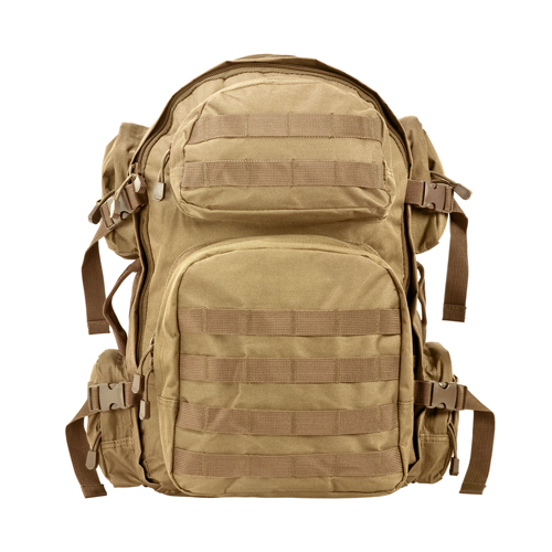 NCStar Back Pack|Tan