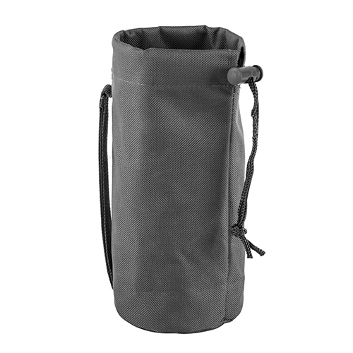 NcStar Vism Molle Water Bottle Pouch-Urban Gray