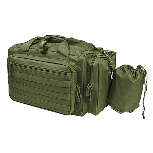 NcStar Vism Competition Range Bag/Green