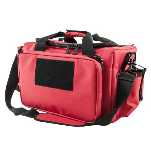 NC Star Competition Range Bag Red w|Black Trim