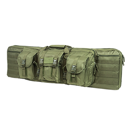 NC Star Double Carbine Case, 42-inch Green