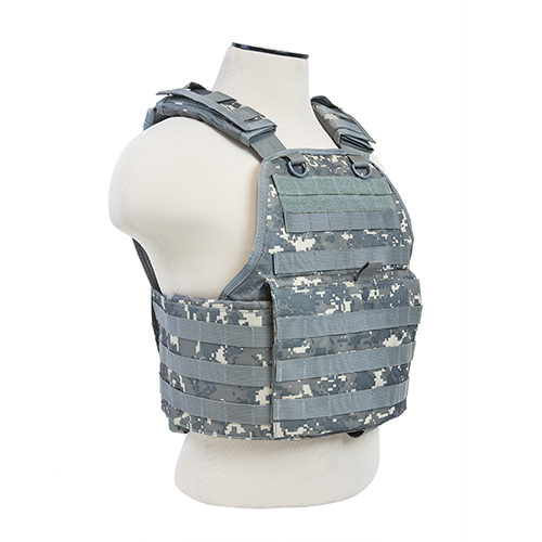 NCStar Plate Carrier Vest|Digital Camo