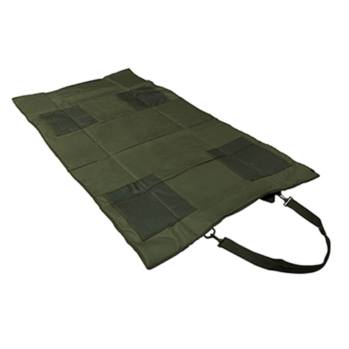 NCStar CVSHMR2957G Roll Up Shooting Mat Green