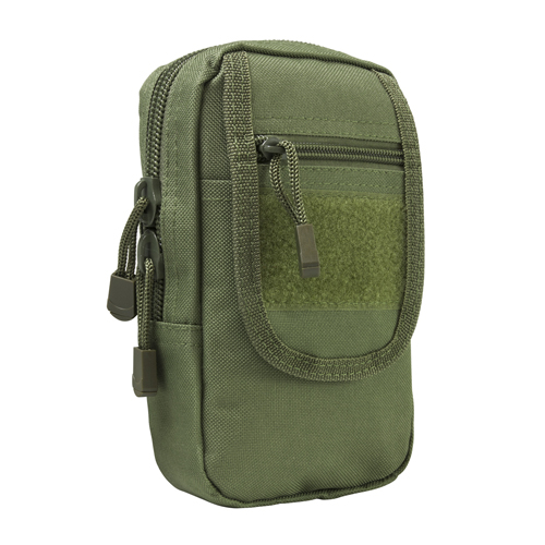 NC Star Large Utility Pouch Green