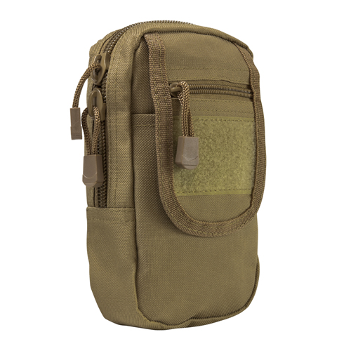 NC Star Large Utility Pouch Tan