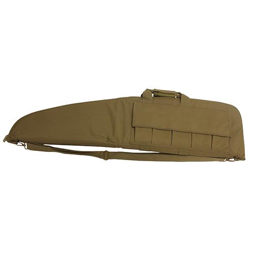 NC Star 2907 Series Rifle Case 46&quot, Tan