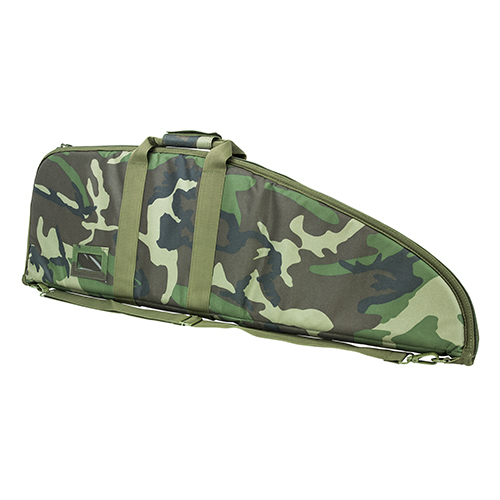 NcStar 2907 Series Rifle Case 36&quot Woodland Camo