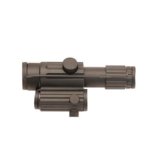 NC Star Vism Duo Series 4x34mm Scope, Green Lens