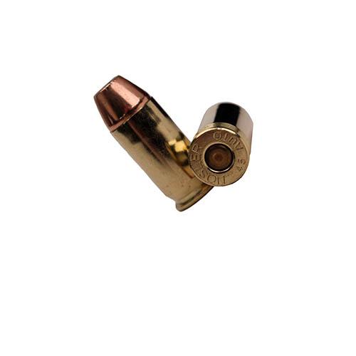 Nosler 51278 Match Grade 45 ACP 185 GR JHP 20 Bx| 10 Cs